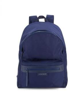Longchamp Signature Backpack - NAVY - STYLE