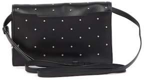 Rag & Bone Studded Leather Crossbody Wallet