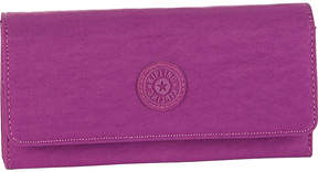 Kipling Brownie large nylon wallet - URBAN PINK C - STYLE