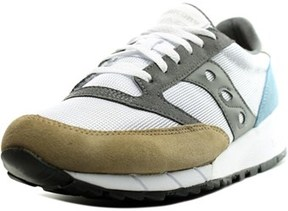 Saucony Jazz 91 Round Toe Synthetic Sneakers.