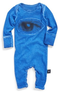 Nununu Infant Boy's Eye Patch Romper