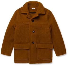 Cmmn Swdn Boiled Wool Duffle Coat