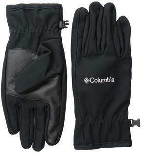 Columbia Ascendertm Softshell Glove Ski Gloves