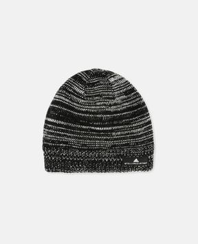 adidas by Stella McCartney Stella McCartney black essential beanie