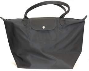 Longchamp Shoulder - 112GREY - STYLE