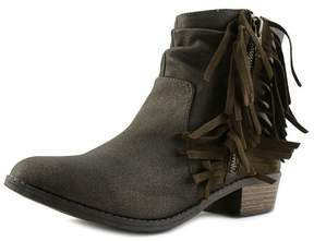 Steve Madden Jwestrn Youth US 5 Bronze Bootie