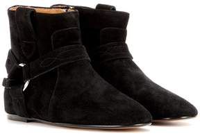 Isabel Marant Étoile Raelyn suede ankle boots