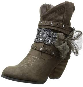 Not Rated Women's Stash Boot.