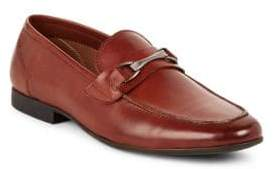 Saks Fifth Avenue Lucian Leather Penny Loafers