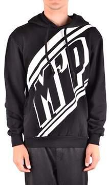 Meltin Pot Men's Mcbi340106o Black Cotton Sweatshirt.