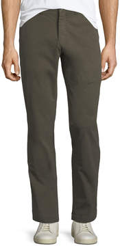 Jachs Ny Bowie Straight-Leg Chino Pants, Green