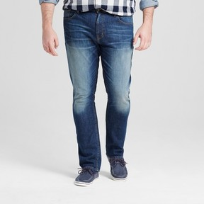 Mossimo Men's Big & Tall Slim Fit Jeans Medium Wash