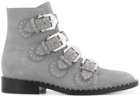 Givenchy Elegant Studs flat ankle boots