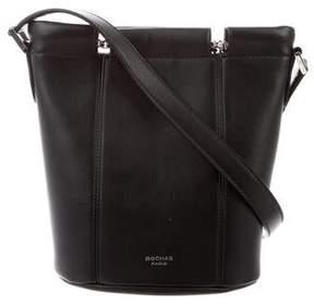 Rochas Mini Bucket Crossbody Bag