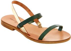 Cocobelle Naples Leather Sandal