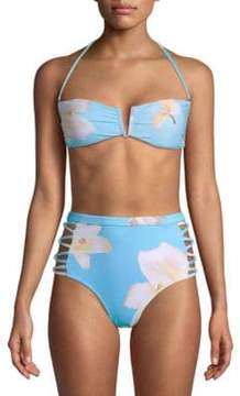 6 Shore Road Lovers V-Wire Bikini Top
