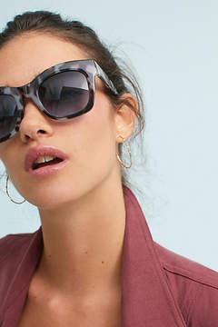 Anthropologie Ashe Tortoise Square Sunglasses