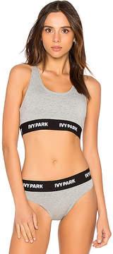 Ivy Park Soft Touch Bra