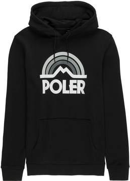 Poler Mountain Rainbow Hoodie