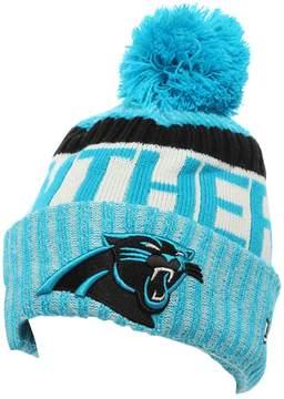 New Era Panthers Nfl Sideline Knit Beanie Hat