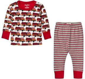 Hatley Red Fire Trunk Print Pyjamas