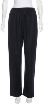 eskandar Wide-Leg Wool Pants