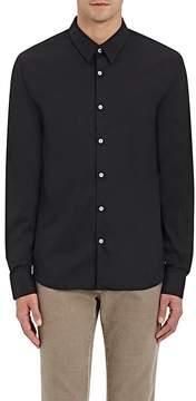 James Perse Men's Cotton-Blend Poplin Shirt