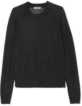Burberry Karluk Cashmere Sweater - Black