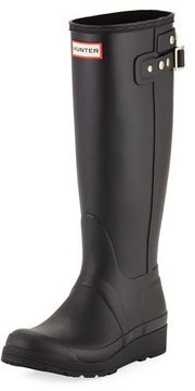 Hunter Original Tall Wedge Rubber Welly Boot