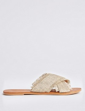 Marks and Spencer Cross Strap Sandals