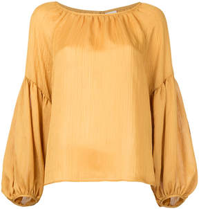 CITYSHOP bishops sleeve blouse