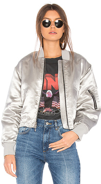 Elizabeth and James Royan Bomber Jacket