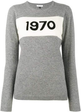 Bella Freud cashmere Grey Cashmere 1970 Jumper