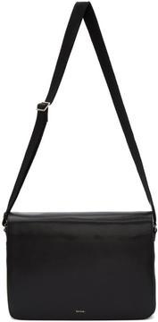 Paul Smith Black New City Messenger Bag