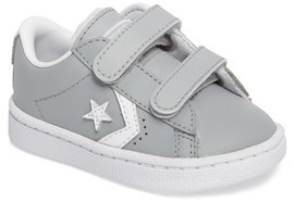 Converse Infant Boy's Pro Leather Low Top Sneaker
