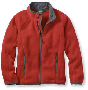 L.L. Bean Boys' Trail Model Fleece Jacket