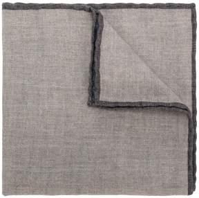 Eleventy contrasting edges handkerchief