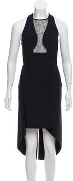 Dion Lee Gravel Lace Dress