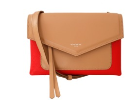 GIVENCHY Duetto Bi-Color Crossbody Bag