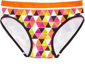 Maidenform Mosaic Triangle-Print Hipster Underwear, Little Girls (4-6X) & Big Girls (7-16)
