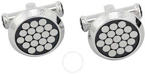 Montblanc Urban Spirit Polished Stainless Steel Cuff Links