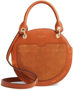 Ted Baker Colour by Numbers Sunnie Leather Circle Bag
