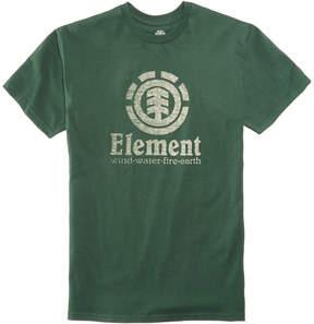 Element Men's Vertical Push Graphic T-Shirt