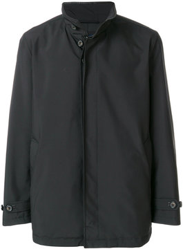 Paul & Shark concealed zip up coat