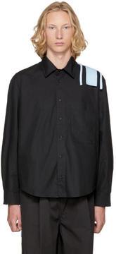 Craig Green Black Sash Shirt