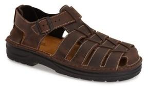 Naot Footwear Men's Julius Fisherman Sandal