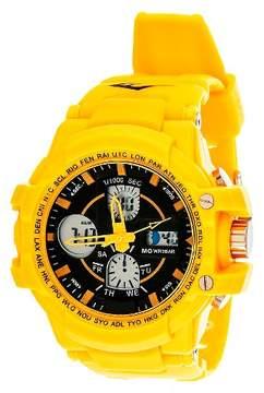 Everlast Analog and Digital Watch Yellow