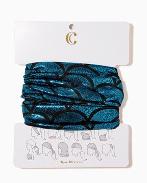 Mermaid Shimmer Hair Wrap