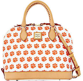 Dooney & Bourke NCAA Clemson University Zip ZipSatchel - ONE COLOR - STYLE