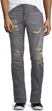G Star G-Star Re D-Staq Distressed Tapered Jeans